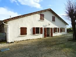 A rural property in Poitou Charentes with 3 bedrooms